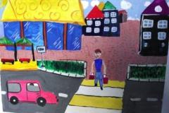 конкурс рисунков на тему дорожной безопасности (19)