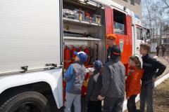 Велопробег, посвященный Дню Великой Победы и 369-ой годовщине пожарной охраны России 04