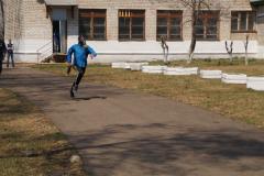 Велопробег, посвященный Дню Великой Победы и 369-ой годовщине пожарной охраны России 08