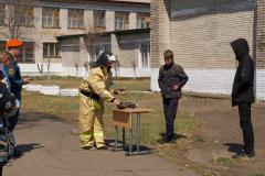 Велопробег, посвященный Дню Великой Победы и 369-ой годовщине пожарной охраны России 12