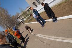 Велопробег, посвященный Дню Великой Победы и 369-ой годовщине пожарной охраны России 14