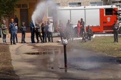 Велопробег, посвященный Дню Великой Победы и 369-ой годовщине пожарной охраны России 21
