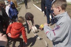 Велопробег, посвященный Дню Великой Победы и 369-ой годовщине пожарной охраны России 36