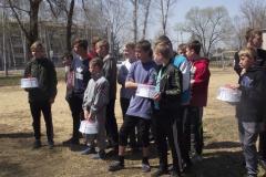 Велопробег, посвященный Дню Великой Победы и 369-ой годовщине пожарной охраны России 53