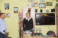 Встреча воспитанников с Екатериной Румянцевой 05