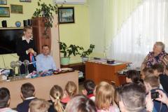 Встреча воспитанников с Екатериной Румянцевой 09