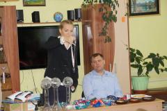 Встреча воспитанников с Екатериной Румянцевой 11