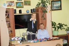 Встреча воспитанников с Екатериной Румянцевой 13