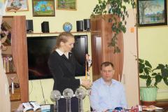 Встреча воспитанников с Екатериной Румянцевой 24