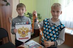 Встреча воспитанников с Екатериной Румянцевой 47