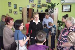Встреча воспитанников с Екатериной Румянцевой 53