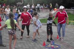 Веселые старты юных биробиджанцев (15)